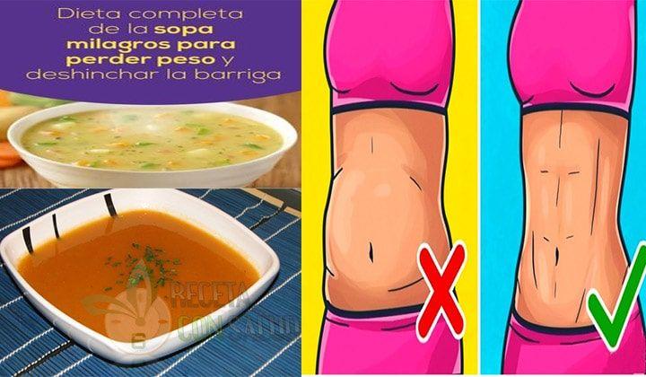 La Sorprendente Mágica Dieta De La Sopa Milagrosa Resulta Que Esta Sopa Tiene Sorprendente Benéficos Increíbles Ya Que Es Económico Y Muy Sencillo Nos Ay Diet