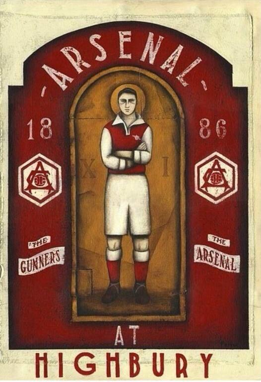 Vintage Arsenal