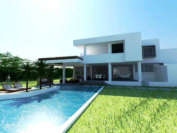 Casa en la Rivera Cali, Valle   Segura Hernández Arquitectos