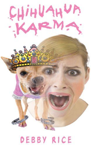 Free Kindle Book For A Limited Time : Chihuahua Karma - Gregor's nightmare was a cockroach. Cherry Paget's is a Chihuahua. Cherry was young, beautiful and rich—just golden enough to imagine that she had the world by the balls. Death was the furthest thing from her mind. But even a morbid obsession with the afterlife could not have prepared her for what happened.Chihuahua Karma chronicles the horrendous consequences of Cherry's bad choices. She trades love for a Black American Express…