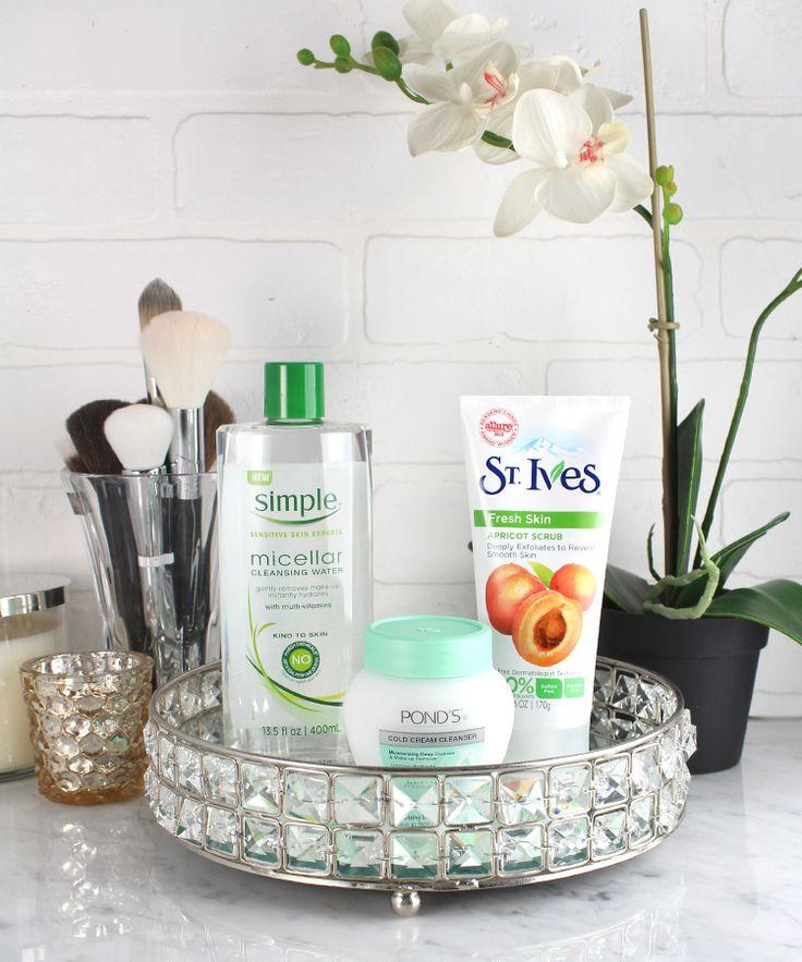 Skincare Ziele für das neue Jahr: Eine nächtlich…