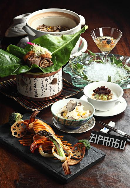 NEW JAPANESE CHEF HIROAKI KARASAWA AT ZIPANGU, SHANGRI-LA HOTEL, KUALA LUMPUR…