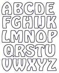 image result for applique letter templates free