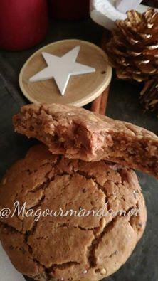 Cookies chocolat-graines fondants pour rendre addict la maisonnée!