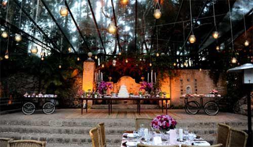 45 Ideias de Decoração de Casamento ao Ar Livre: Dia, Tarde
