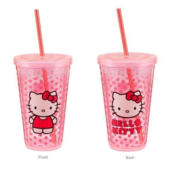 Hello Kitty 18 oz. Acrylic Cup