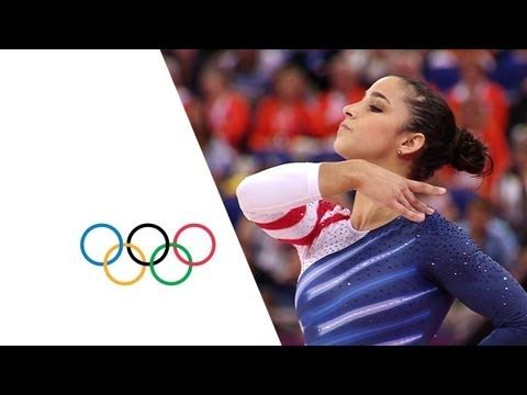 ▶ Women's Floor Exercise Final - London 2012 Olympics - YouTube 4:21-4:34 27:47-52