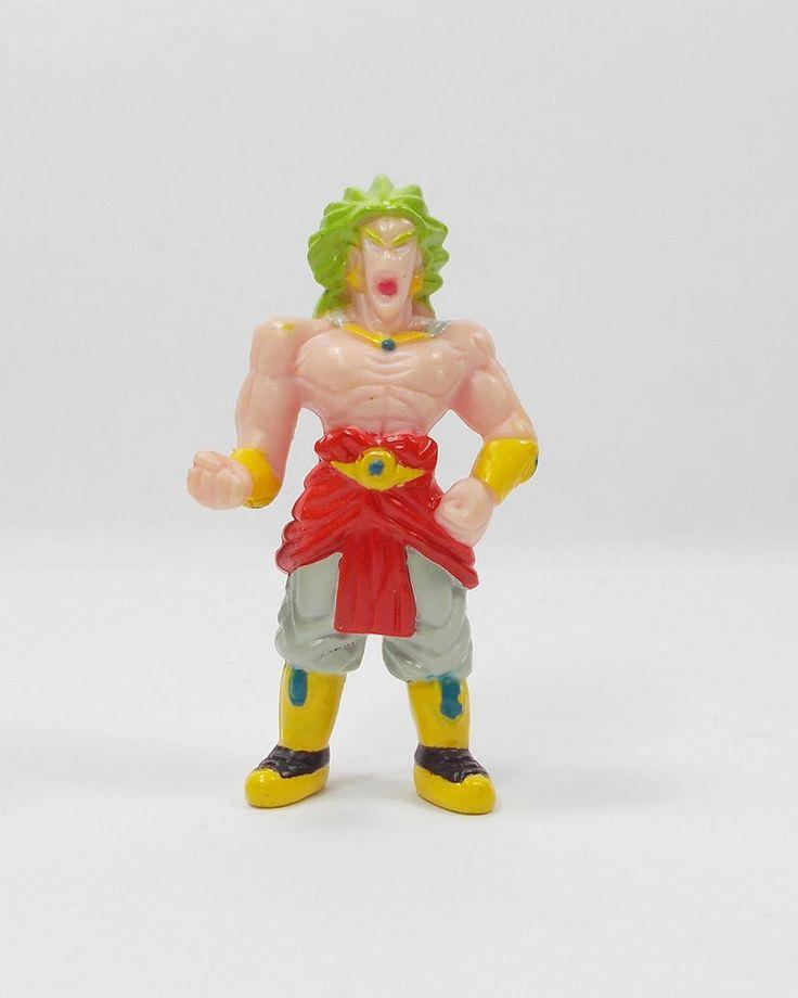 Dragon Ball Z - Micro Mini Figure - 4.5 cm Tall - 1989 B.S.S.T.A (50)