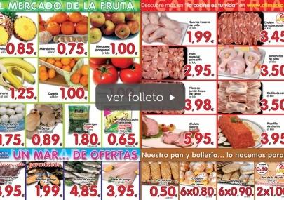 catálogo de ofertas supermercado espanol