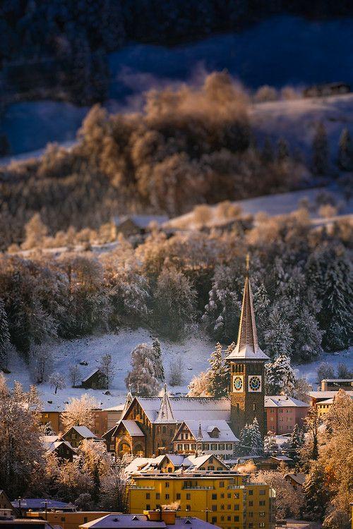 Goldau, Switzerland (by Ingo Meckmann)