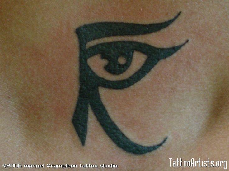 egyptian eye - Tattoo Artists.org