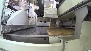 SCM Pratix S12 8x4 CNC Machining Centre at Scott+Sargeant Woodworking Machinery / UK