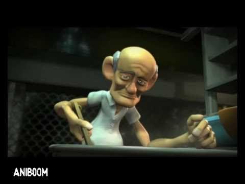 ▶ Taste of Nostalgia - A Moving Aniboom Animation by Raymond Lau - YouTube