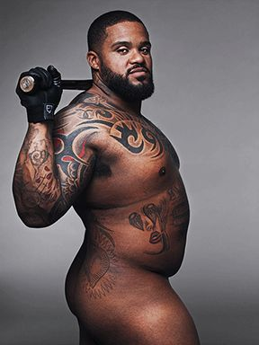 Prince Fielder, MLB. ESPN The Magazine Body Issue - ESPN