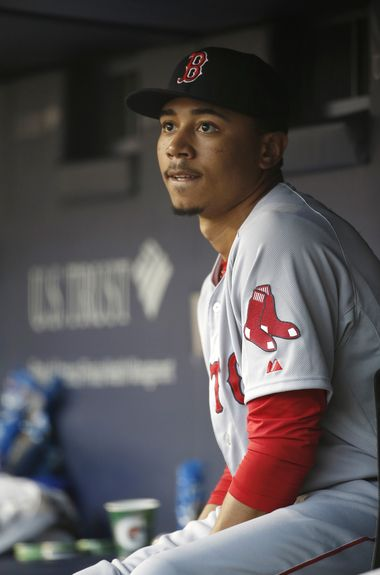 The story of Mookie Betts' rise from Nashville to Boston Red Sox franchise cornerstone