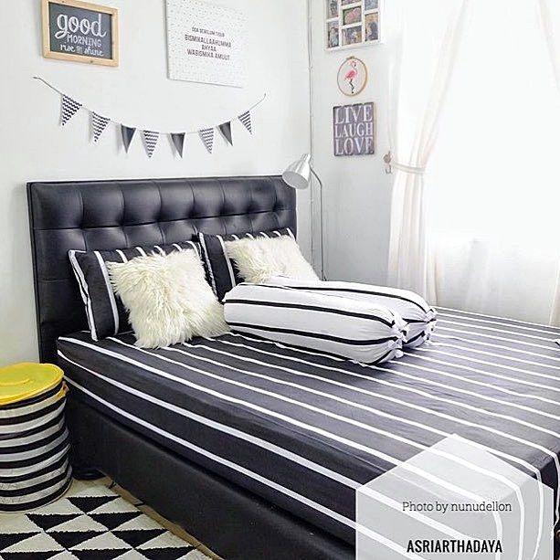 Dekorasi Kamar Tidur Minimalis Unik