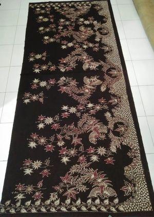Kain Batik Tulis (HANDMADE) Modern Kwalitas Premium SBL 493