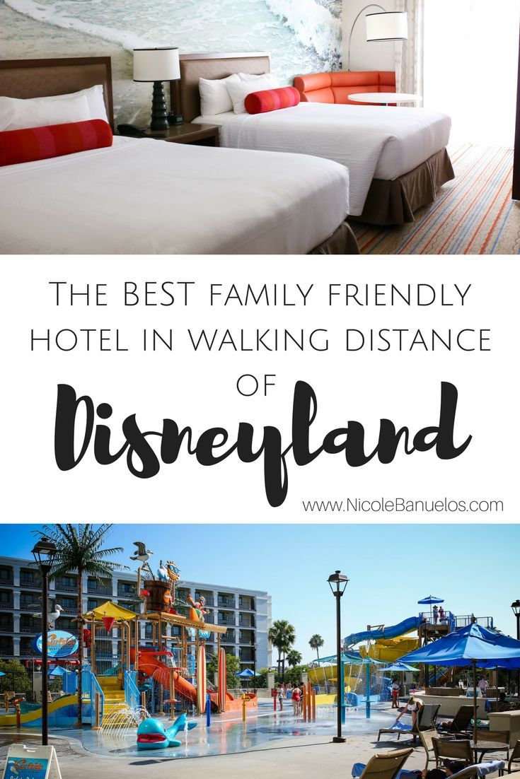 The Best Affordable Hotel In Walking Distance Of Disneyland This Place Is Clean Has