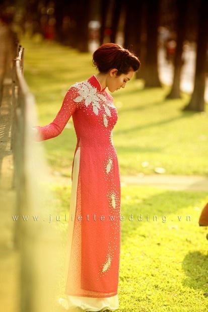 shysimplicity vietnamese wedding traditional dress