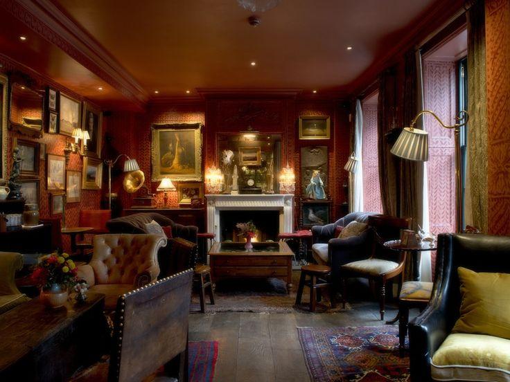 Award Winning London Cocktail Lounge - Zetter Townhouse