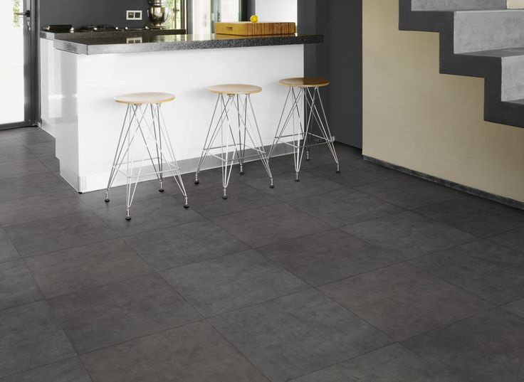 Living Anthracite - Home Comfort by Gerflor