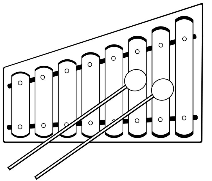 Xylophone By Gerald G