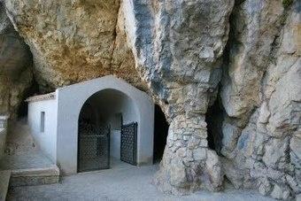 Another post from the past: Le Grotte di Santa Sperandia and La Roccaccia