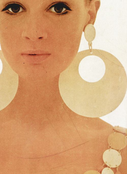 Vogue UK May 1966 (Cover) Model: Celia Hammond Photographer: David Bailey