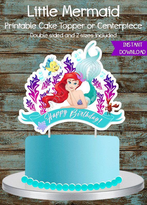 56 best Little Mermaid Party images on Pinterest Mermaids Little