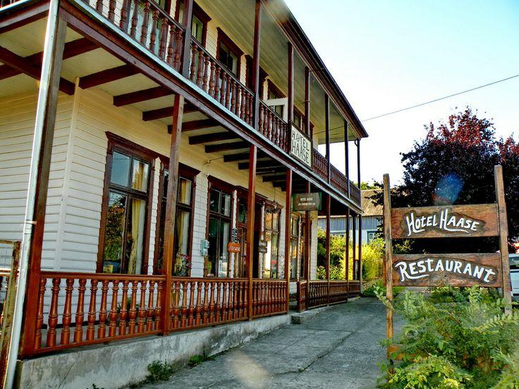 Hotel Haase Puerto Octay Lago Llanquihue