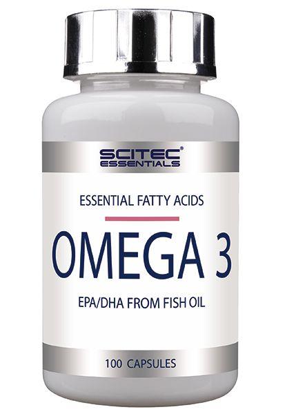 Omega 3 (Scitec Nutrition) la CEL MAI MIC PRET DIN ROMANIA !!! Produsul poate fi cumparat de