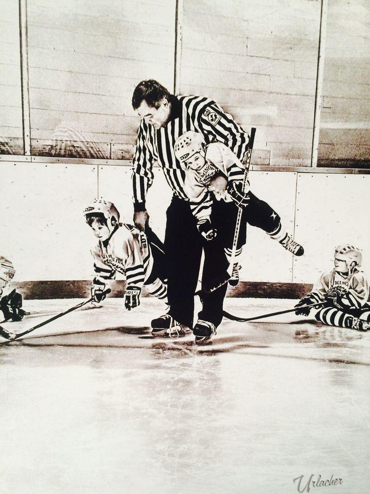 Mini mite Chaos... Ice hockey, Mites hockey, Hockey players