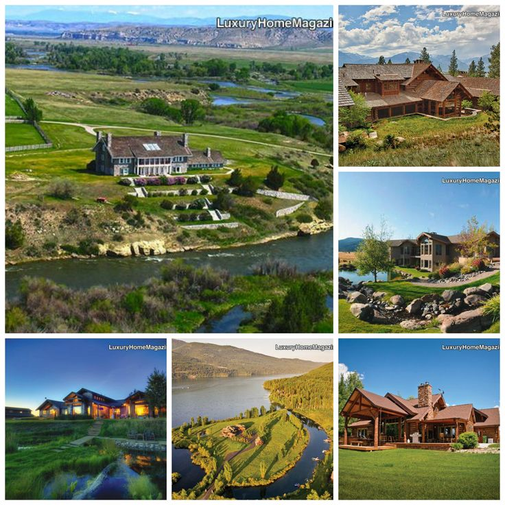 Luxury Home Magazine Of Montana See Why Is One The Most