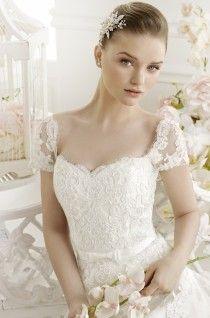 Galite Dress Avenue Diagonal - Butterfly Code   Rochii de mireasa Butterfly Code   Wedding Dress Butterfly Code