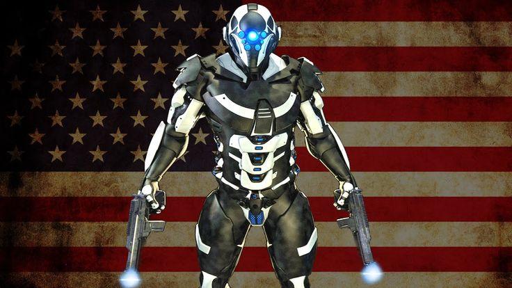 Future Military Robots - YouTube