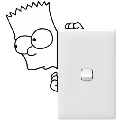 Bart - Switch Sitters  (PowerPoint Not Included)