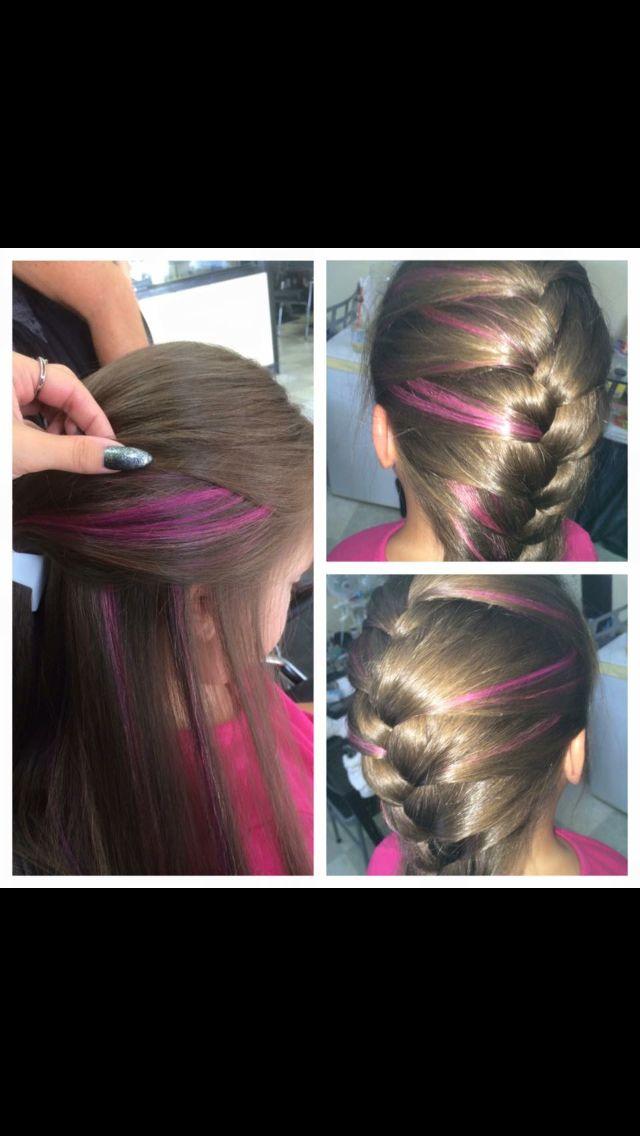 Pink streaks                                                                                                                                                      More