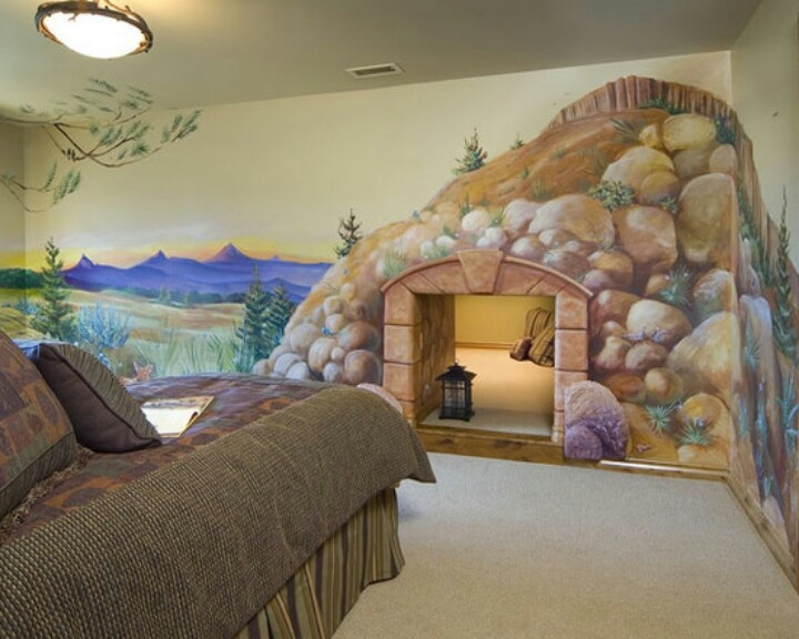 Secret Room Ideas Hidden Spaces Bedrooms