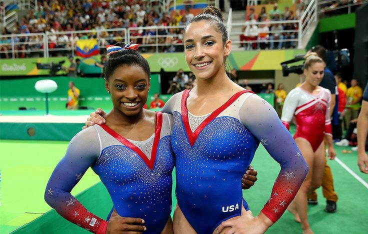 Simone Biles and Aly Raisman are killing it in their SI Swimsuit Issue debut!