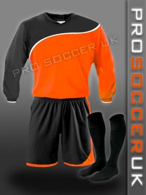 Lagos II Discount Football Kits