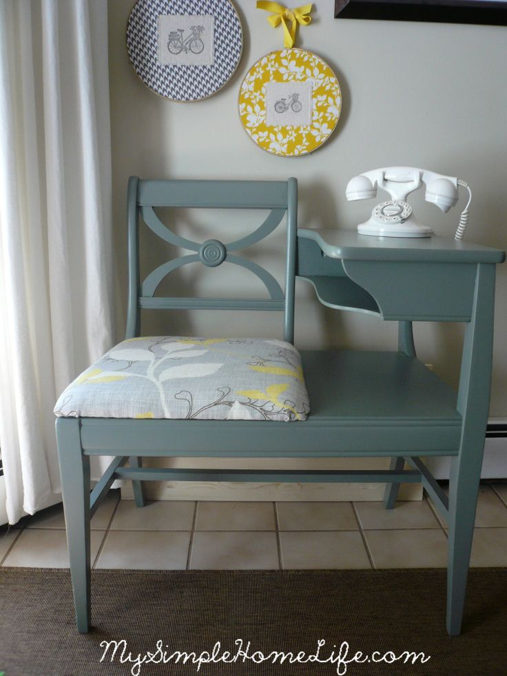 17 Best ideas about Telephone Table on Pinterest | Retro furniture ...