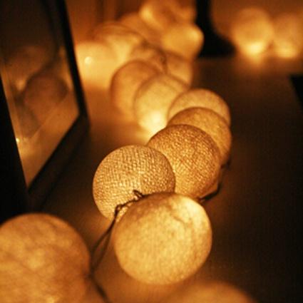 Guirlande lumineuse <3