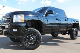Lifted Trucks in Phoenix Arizona | Courtesy Chevrolet