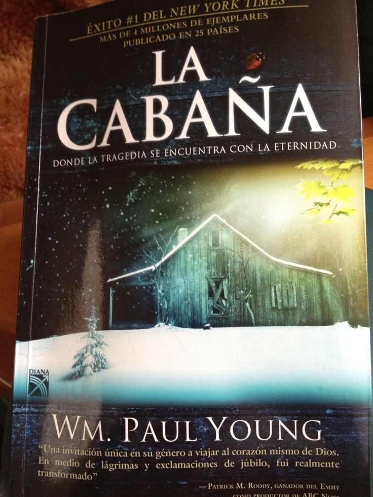 La Cabaña - Paul Young  The Cabin one of my favorites!
