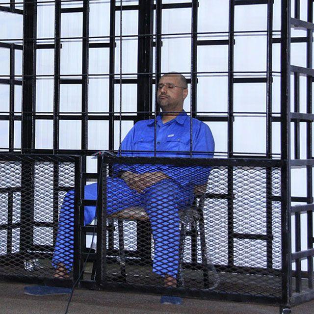 Libye : Saïf Al-Islam, un des fils de Kadhafi, condamné à mort par contumace :: LIBYA