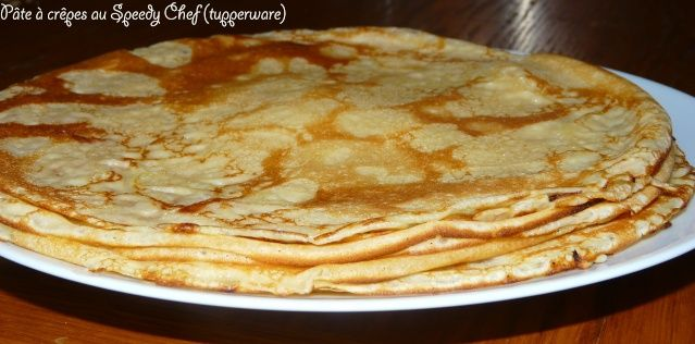 25 best ideas about speedy chef on pinterest tupperware recettes recettes - Pate a crepes tupperware ...