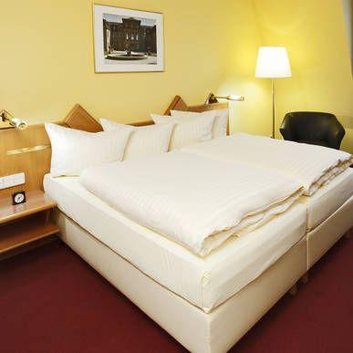 Komfortable Zimmer im  H4 Hotel Residenzschloss Bayreuth - Offizielle Webseite