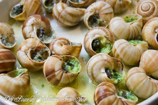 Amazing Escargot Recipe