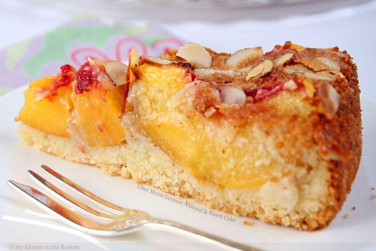 Summer Peach Cake America S Test Kitchen