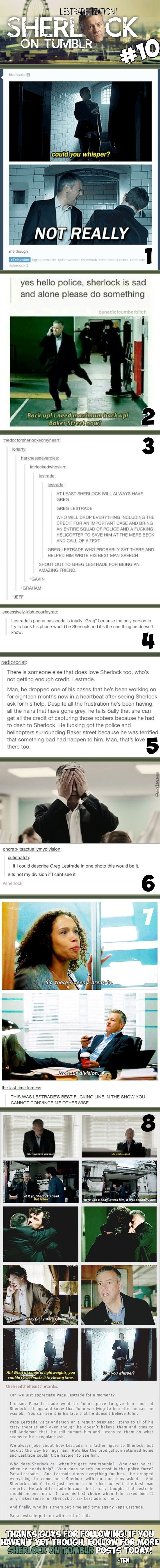Ermagawd i have a new ship! Lestrade loves Sherlock but Sherlock loves Jawn!